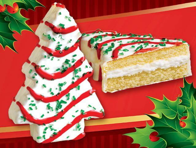Christmas Tree Cakes Choc Little Debbie In 2020 Christmas Tree Cake Tree Cakes Christmas Truffles