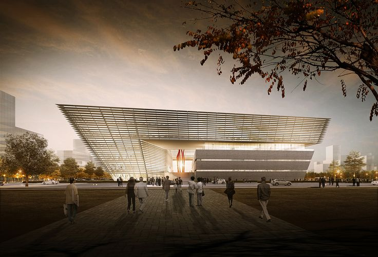 gmp Selected to Design New Library in Suzhou