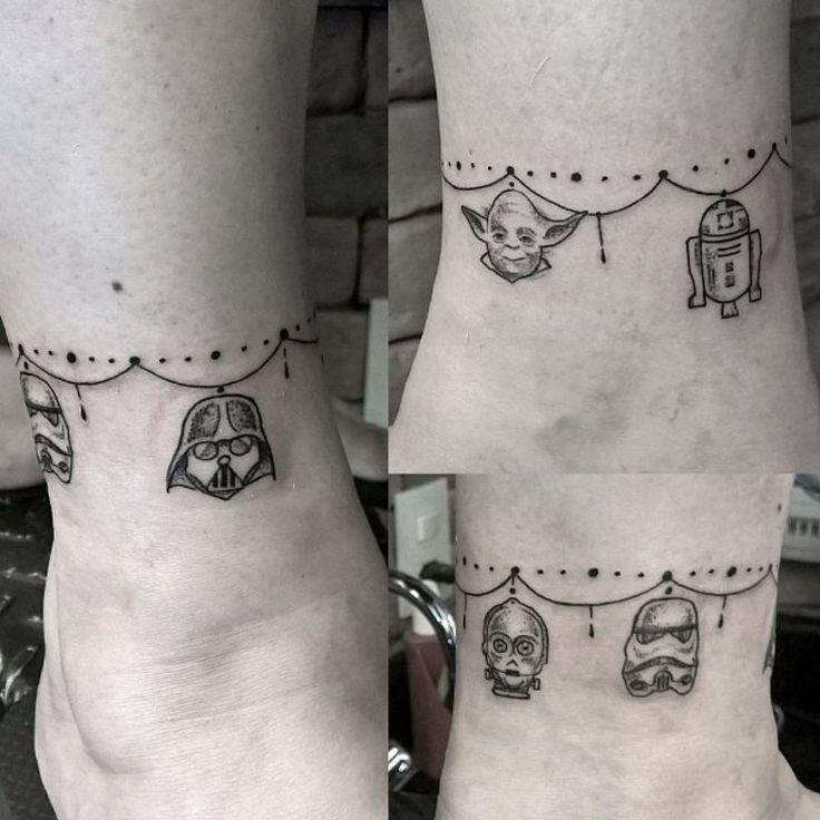 Star Wars Tattoo Ideas | POPSUGAR Beauty UK