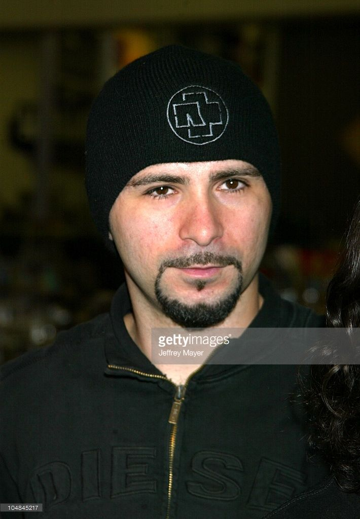System Of A Down-John Dolmayan during System Of A Down In-Store Appearance to Support Their New CD 'Steal This Album' at Tower Records - Glendale Store in Glendale, California, United States.