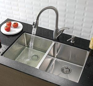 how to measure for kitchen sink kingston brass stainless steel silver 30 inch 8756