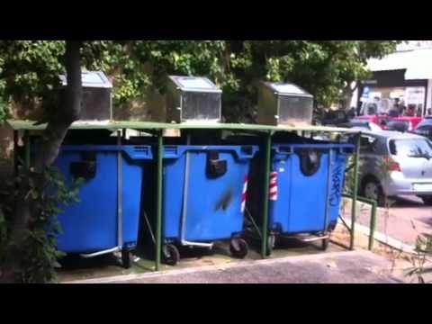 Υπόγειοι Κάδοι Ανακύκλωσης στη Κηφισιά- Ξυπολυτάς