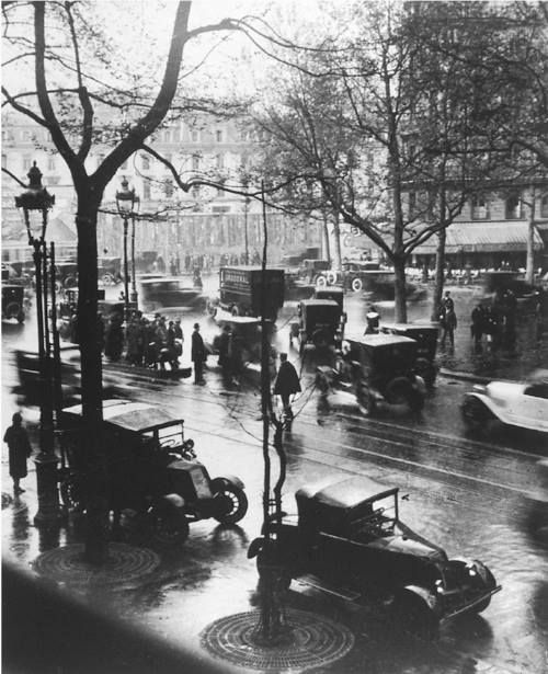 "Paris 1920s, from ""Diary of Light"""