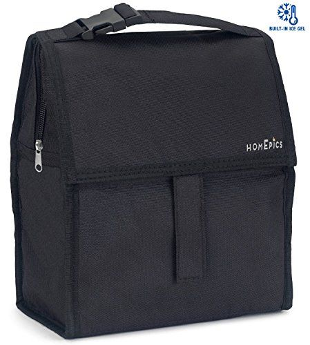 Premium Quality Freezable Lunch Bag / Bottle and Can Cooler 10inch stays cold up to 10 hours with built in ice gel packs Foldable & Reusable, includes Adjustable carrying Strap for easy carry #Premium #Quality #Freezable #Lunch #Bottle #Cooler #inch #stays #cold #hours #with #built #packs #Foldable #Reusable, #includes #Adjustable #carrying #Strap #easy #carry
