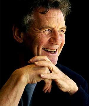 """""""Everybody likes Michael Palin. It's practically the law."""""""
