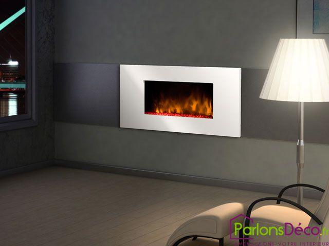 Les 10 meilleures id es de la cat gorie cheminee electrique sur pinterest a - Cheminee electrique consommation ...