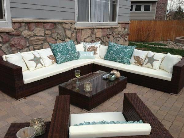 craigslist patio furniture beach and ocean themed my
