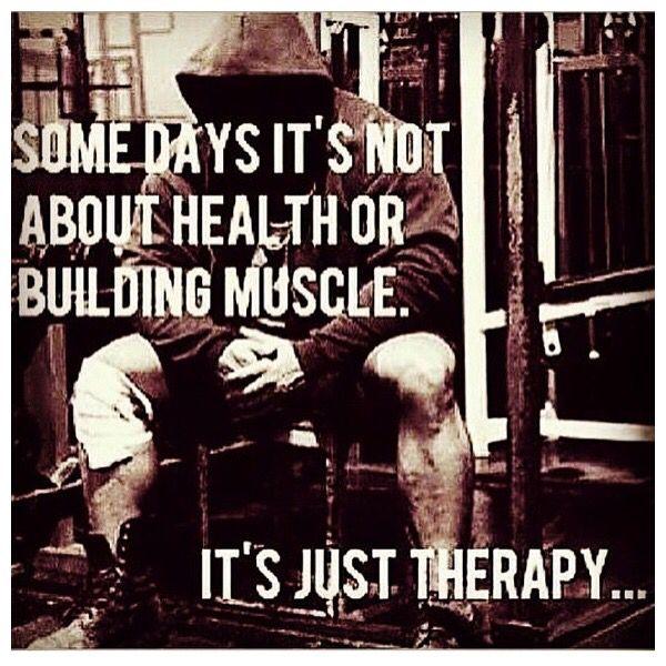 Gym therapy #gymtimegtd