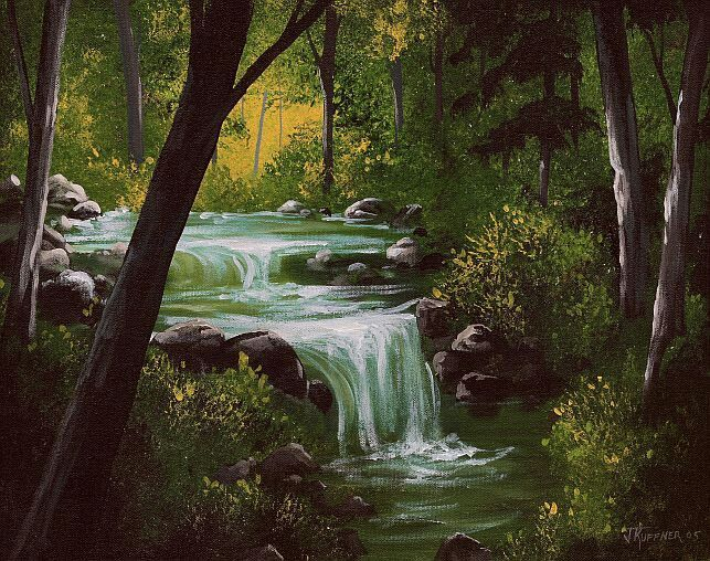 Image Result For Acrylic Painting For Beginners