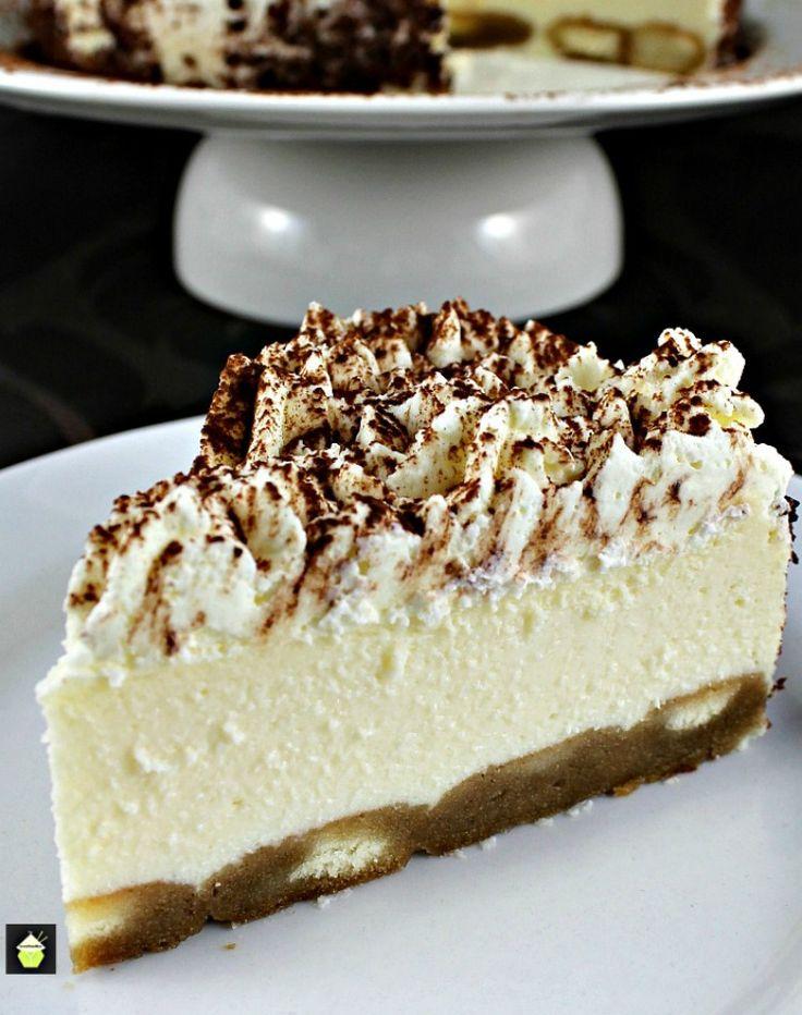 Tiramisu Ricotta Cheesecake - dan330 http://livedan330.com/2015/10/13/creamy-tiramisu-cheesecake/