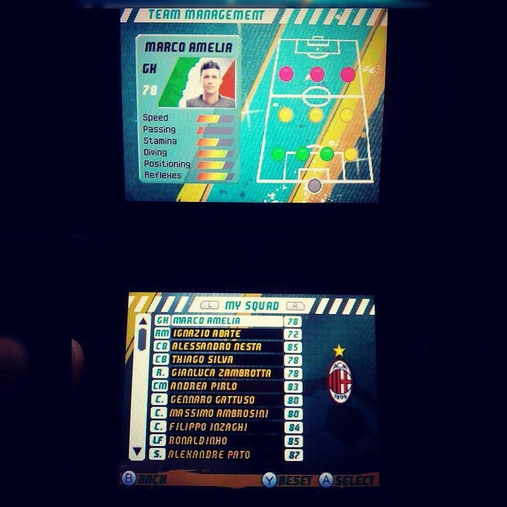 On instagram by mainanjadul #retrogames #microhobbit (o) http://ift.tt/1VNM0a6 nyantai main ini dulu sembari nostalgia dan dijual nih hehe for update follow mainanjadul for stock n detail BBM/Whatsapp langsung aja ada di bio thanks.  #dijual #era90 #fifa11 #generasi90an #handheldgaming #jualconsolejadul #jualmainanjadul #mainanjadul #nintendo #ndsi #nintendodsi  #soccer #milanisti #team #squad #vintagegames