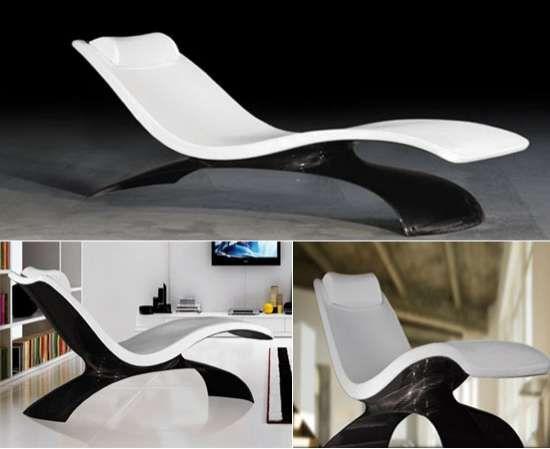 Flawless Aerodynamic Seats