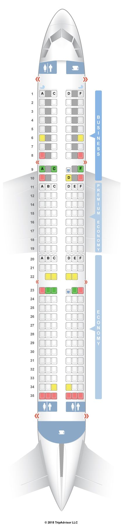 Best  Airbus A Seating Chart Ideas On   Boeing