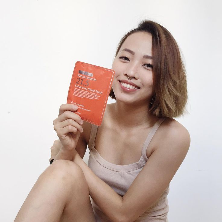 By Wishtrend| Natural Vitamin 21.5 enhancing sheet mask is my favourite now! Excellent moisturising and calming effects. Definitely 💯 Thanks @nattacosme #nattacosmereview #c215mask #nattcosme #bywishtrend