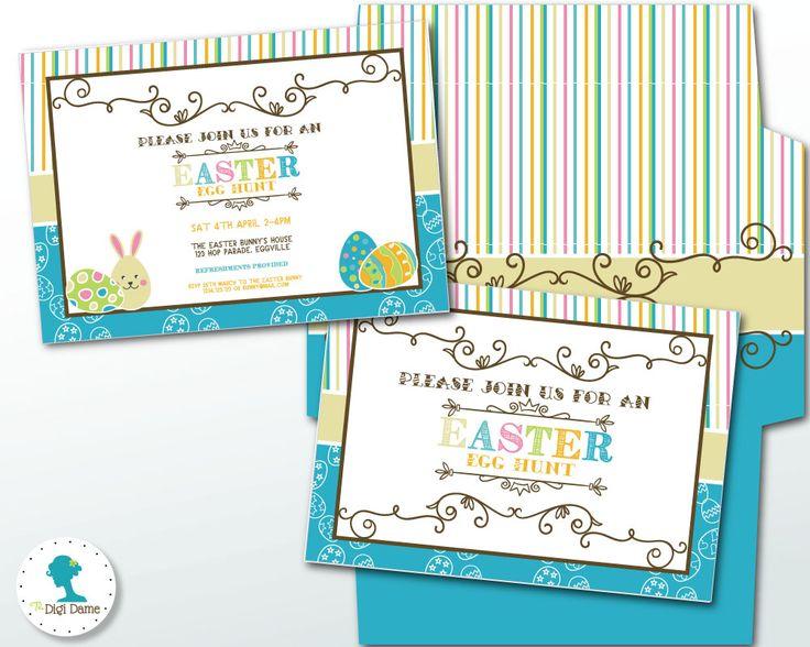 Easter Party Ideas, Plus a Free Printable!