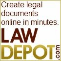 LawDepot: Create legal documents online based on NH Laws
