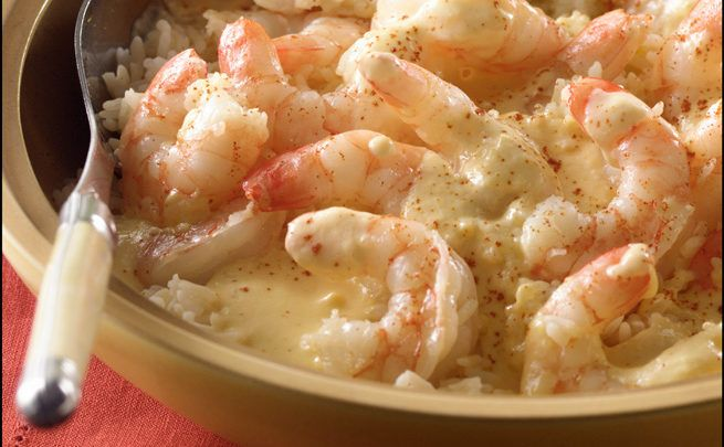 Use shrimp or lobster in this elegant New York classic.