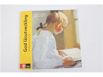 Bok, God läsutveckling, Ingvar lundberg och Katarina Herrlin www.simplet.se säljer din kurslitteratur åt dig på nätet!