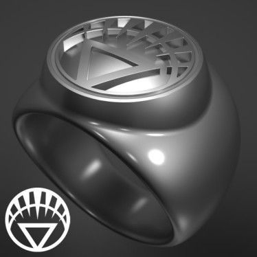 Brightest Day and Brightest Night, Let my Ring Shine The Brightest Light, When Evil Comes I Will Join the Fight The Power of The White Lanterns is the Strongest Might! #whitelantern #glc