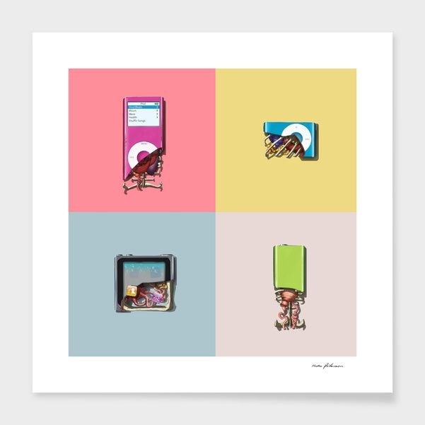 """""""Choose Your Anatomy"""" - Numbered Art Print by Mads Peitersen on Curioos"""