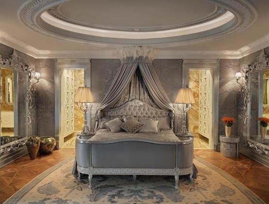 Jumeirah Bilgah Beach Hotel - Ambassador Suite Bedroom
