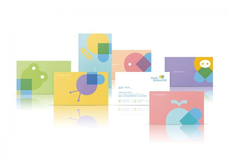 Magic Bubble Brand Identity « Good Design