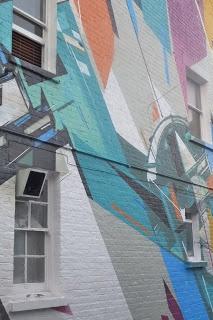 Street art in East Dulwich