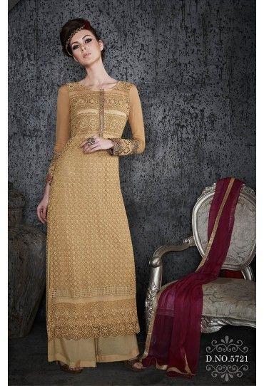 10 best Suits images on Pinterest | Blouse, Bridal anarkali suits ...