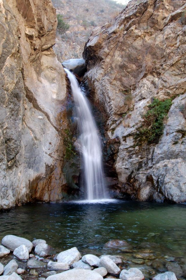 Los Angeles boasts a ton of hikes, but not many end with the reward of a majestic waterfall.