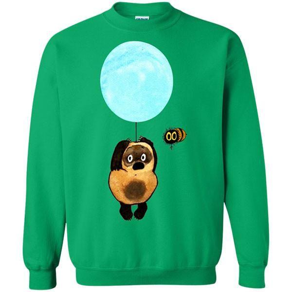 """Винни Пух"" Pullover Sweatshirt"