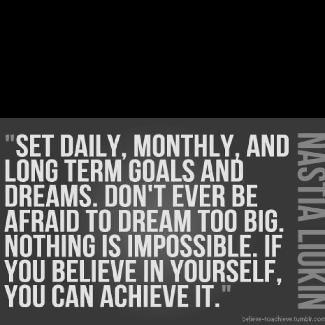 essays about future goals