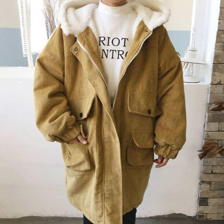 Сorduroy Coat