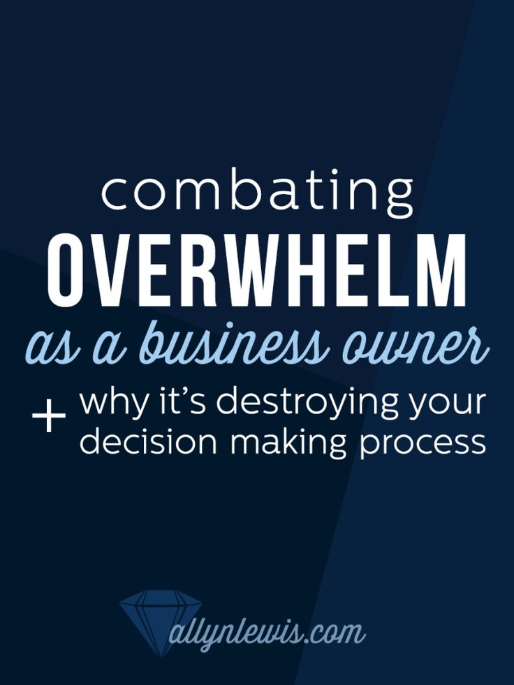 Avoiding the trap of over analyzation and sharpening your skills to make efficient, strategic, fulfilling decisions.