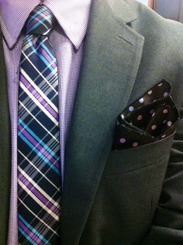 purple patterns.