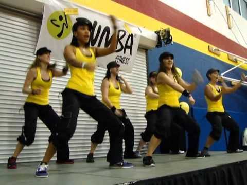 zumba Moves - Get Cool
