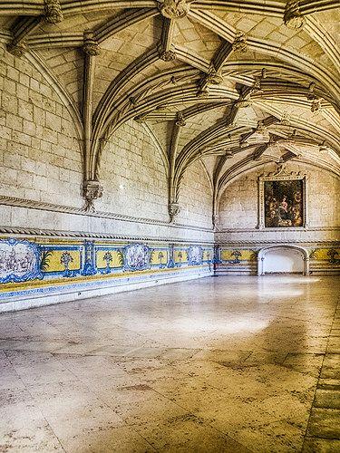 Mosteiro dos Jerónimos Lisbon Portugal