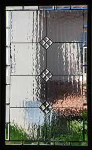 Decorating Windows Using Leaded Glass