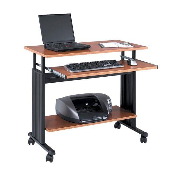 Safco MUV 35-inch Adjustable Height Computer Workstation Desk
