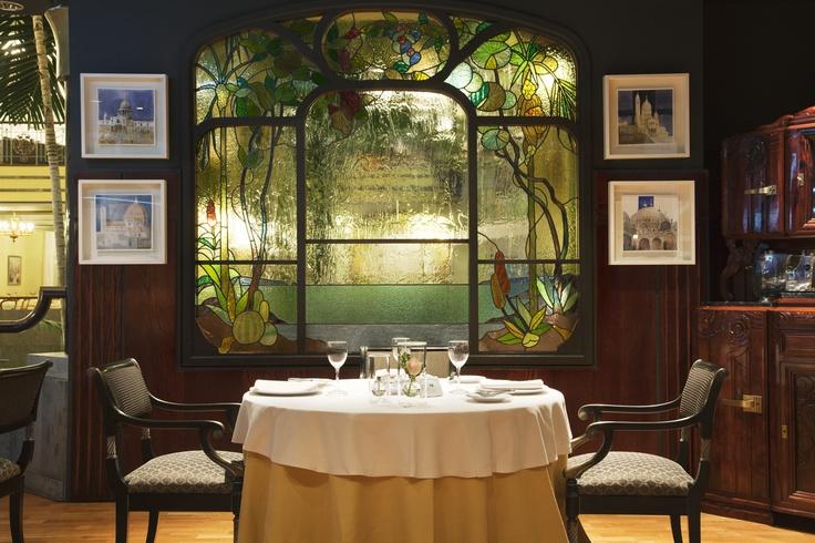 The restaurant La Cúpula in the hotel Jardines de Nivaria,  #Tenerife #Hotel #Costaadeje #Hotellujo