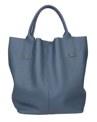 All in Fancy (Slate Grey)  Very versatile, simple model that fits everything - summer dress or elegant coat, sporty outfit or evening dress.