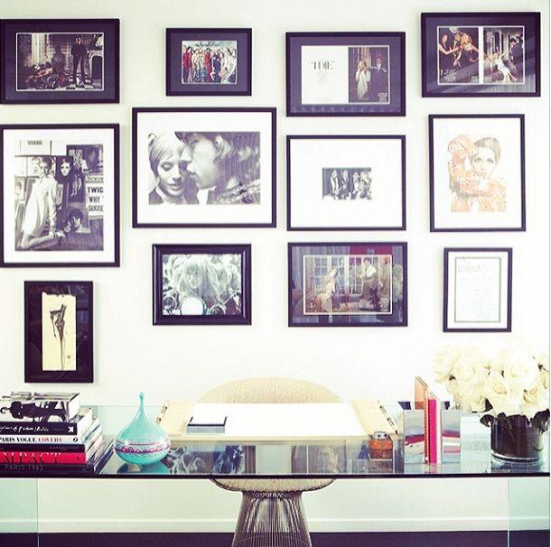 Rachel Zoe Genius Décor Ideas From Instagram: Desks, Rachel Zoe And Instagram