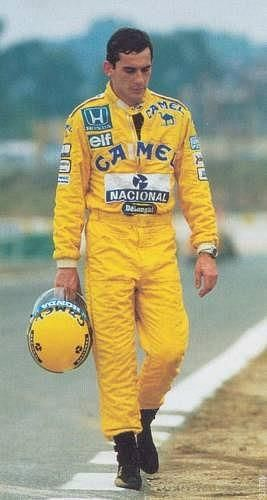 Ayrton Senna - was he really that good or was he just incredibly charismatic? Folks, he was really that damn good!