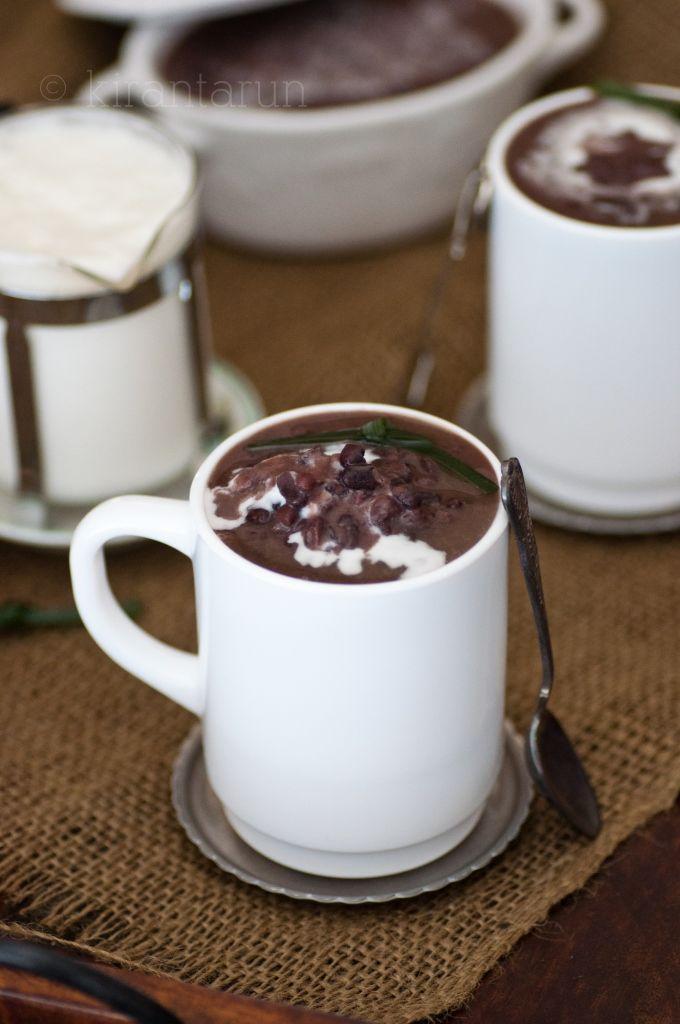 Adzuki Bean Porridge   For the sweet tooth   Pinterest   Beans, Red ...
