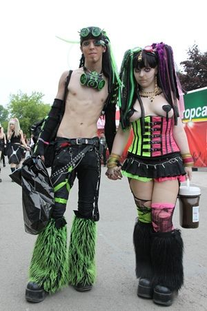 cyber goth dating sites