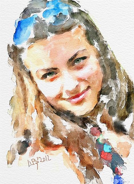 #022 Nice girl by piker77, via Flickr
