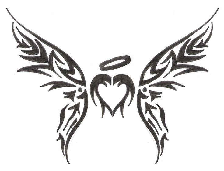 Tribal Heart Tattoos for Women | Blessed Heart Tribal by BaisteachCeilteach