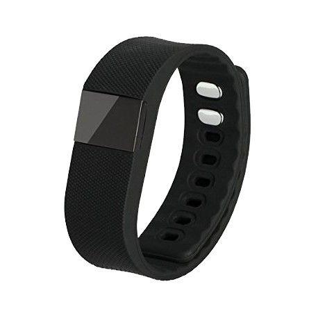 Un reloj pequeño pero de grande...   en beneficios !!! Este SmartBand te avisa de una llamada, monitorea tus pasos y sueño, y lo mejor de todo nunca lo dejas de lado ya que es resistente al agua. todo el tiempo con tu SmartPhone gracias a su conectividad Bluetooth...... Facil, Practico y Economico..... Almejorprecio.co