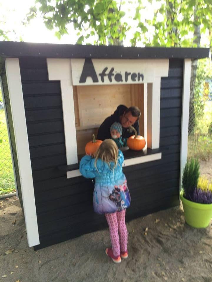 Lilla Butiken at Johannesgårdens Förskola i Göteborg