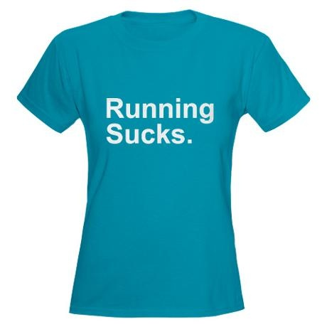 I would wear this running just to confuse people.