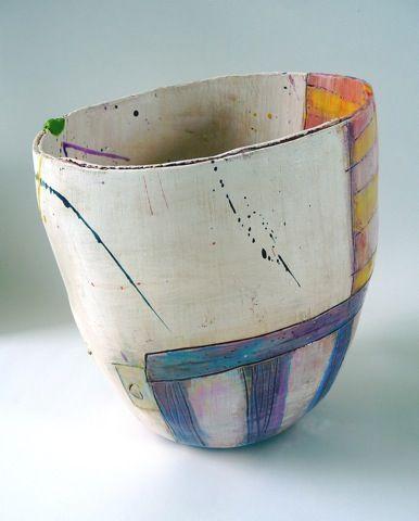 Linda Styles Ceramics. @Deidra Brocké Wallace